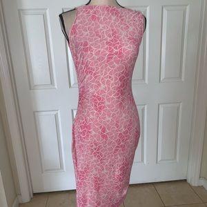 Diane Von Fustenberg silk dress